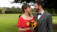 An Autumn Wedding at the luxurious North Cadbury Court in Somerset