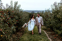 Wedding photographs at The Cherry Barn, near Rye in East Sussex