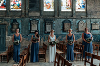 Bride Tribe at The Asylum wedding venue in Peckham, London