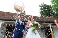 Weddings at The Bull Hotel in Wrotham, Kent