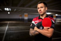 Will Bayley Para World Champion Table Tennis C7