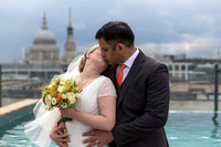 An Indian fusion Wedding in the heart of the city of London